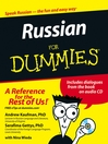 Russian For Dummies (eBook)